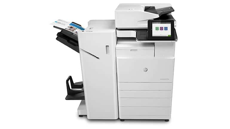 HP Color LaserJet Managed E87660/50/40